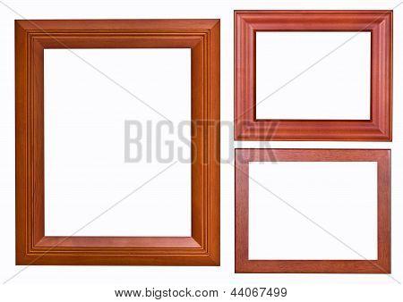 Frame wood style
