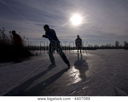 Holland Ice Skating