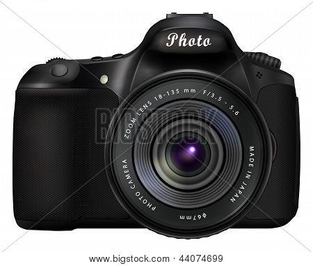 Цифровая Зеркальная фотокамера Фото