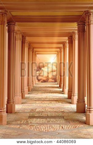 The Passageway To Heaven