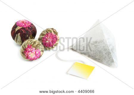 Aromatic Tea Leaves