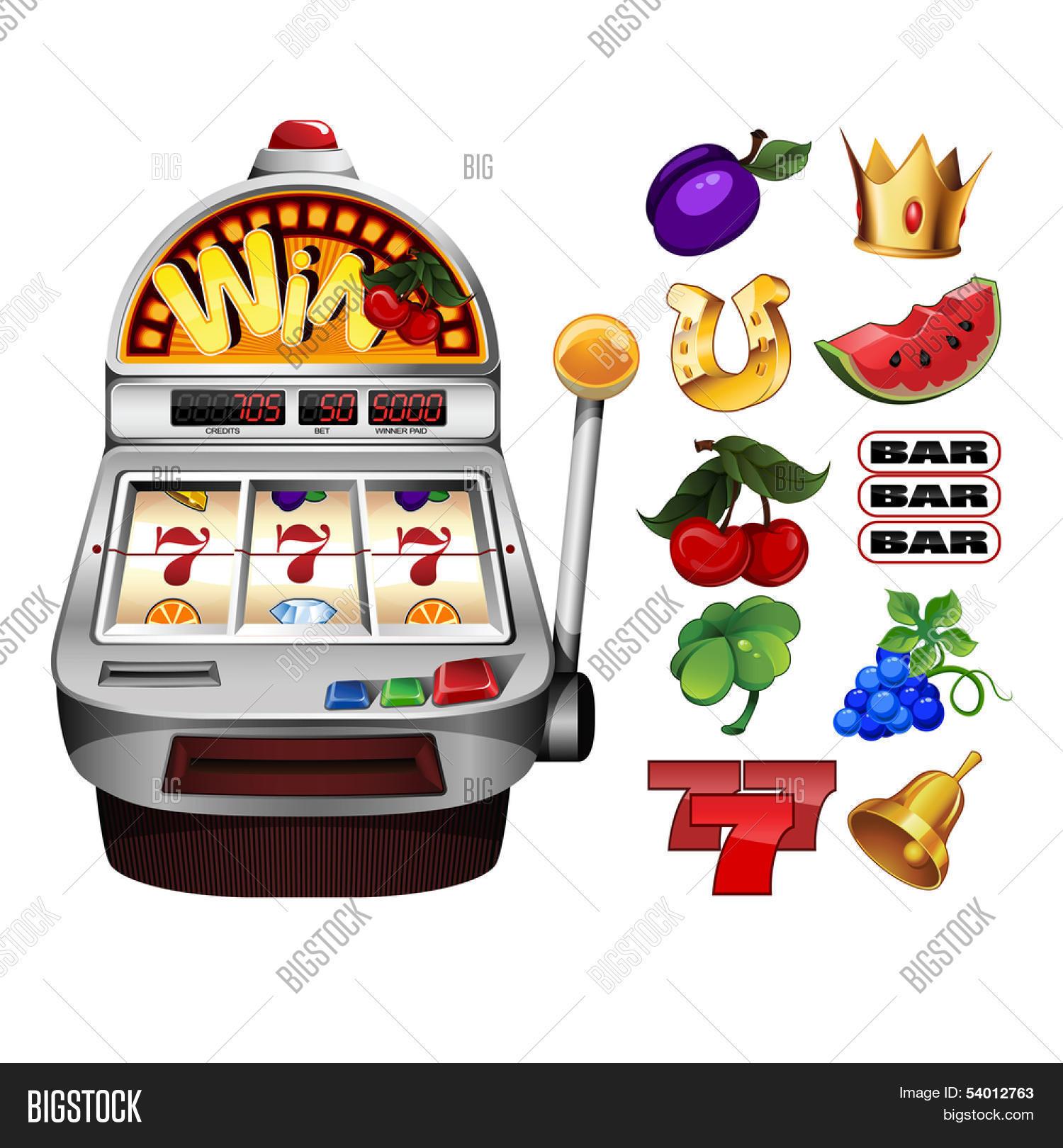 Игровой автомат вишенка