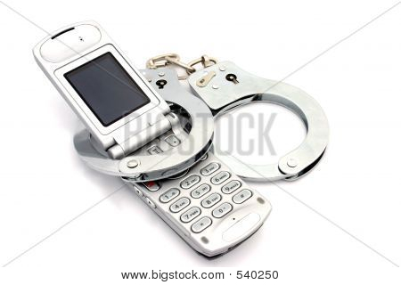 Cell Phone Cuffs