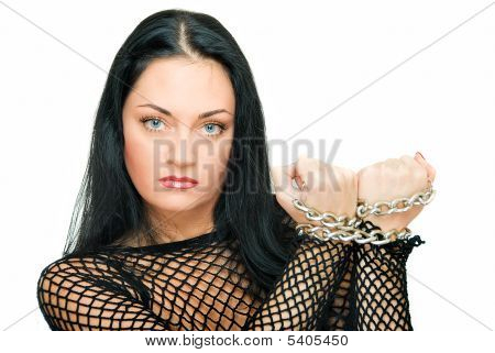 Chains On Wrist