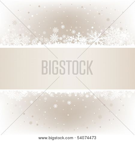 soft light snow mesh background with textarea