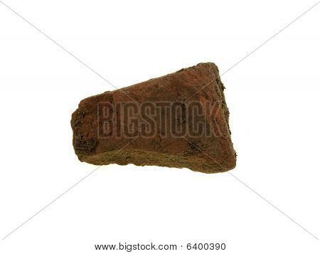 The Beaten Piece Of A Stone
