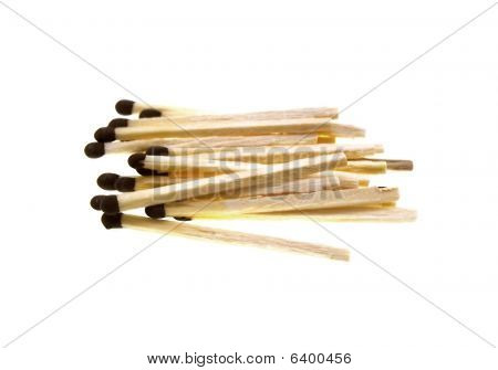 Some Wooden Matches