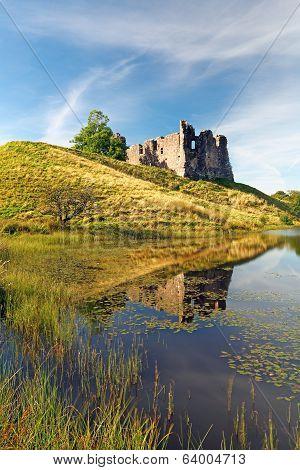 Morton Castle