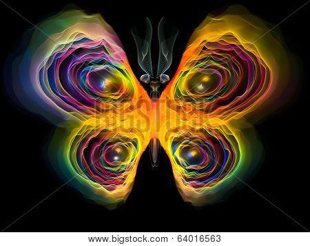 Vivid Butterfly