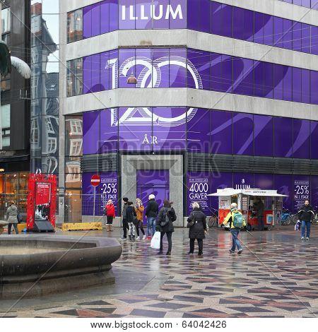 Department Store In Copenhagen