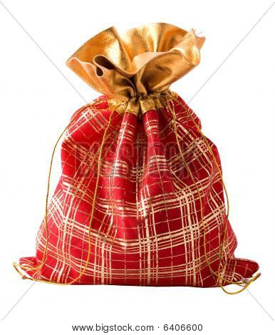Small Red Bag