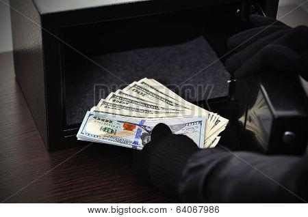 Thief Steals