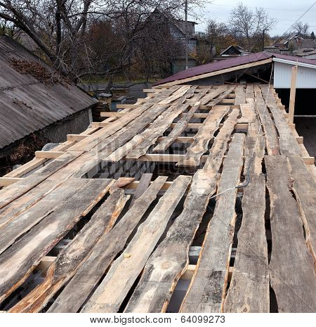 Defective Roof Deck