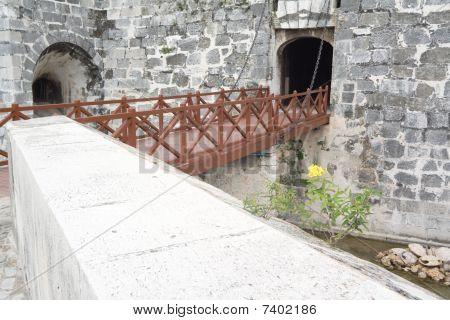 The Castle Of The Force Entrance Bridge (i)