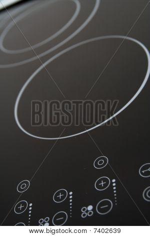 Glassceramic Stove