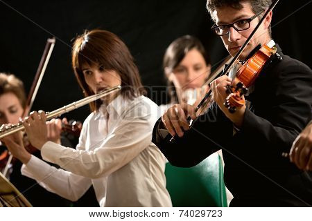 Classical Music Performers