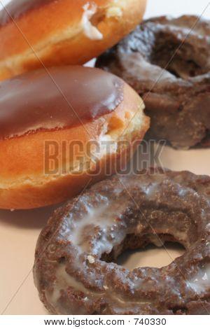 Four Doughnuts
