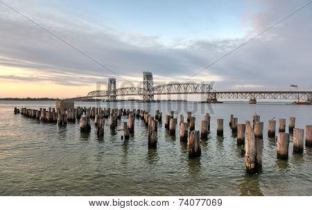Marine Parkway-gil Hodges Memorial Bridge - Queens, Ny