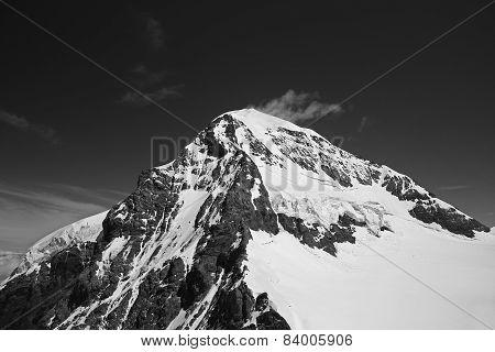 Rottalhorn Summit, Jungfrau Region