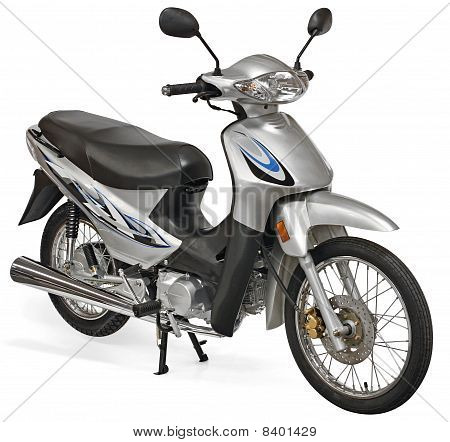 Nice scooter motorcycle
