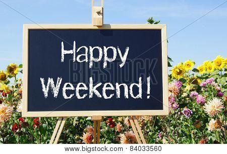 Happy Weekend !