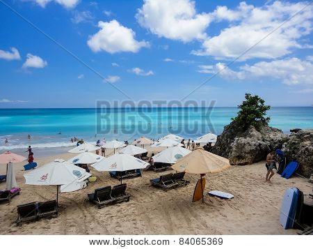 Dreamland Beach At Bali
