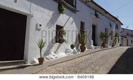 Andalusian Spanish village