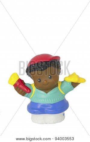 Fisher Price Little People Schoolboy