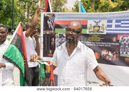 The 30th may rally day in remembrance of Biafrans fallen heroes.