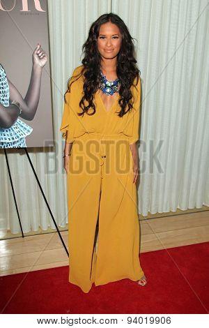 LOS ANGELES - JAN 11:  Rocsi Diaz at the DuJour Magazine Honors Lupita Nyong'o at the Mondrian LAs on January 11, 2014 in Los Angeles, CA