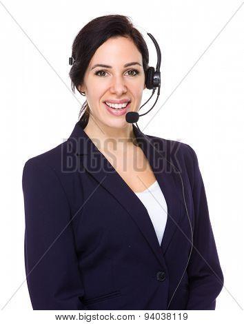 Telemarketing representative