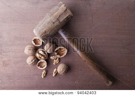 Hammer And Nuts