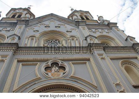 Iglesia De San Alfonso, Cuenca, Ecuador