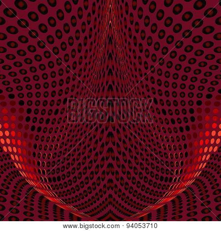 Background Dots Abstract Vector