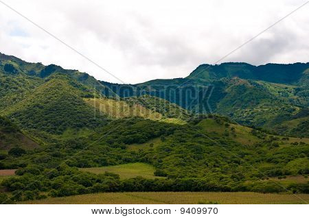 In The Mountains Of Nicaragua