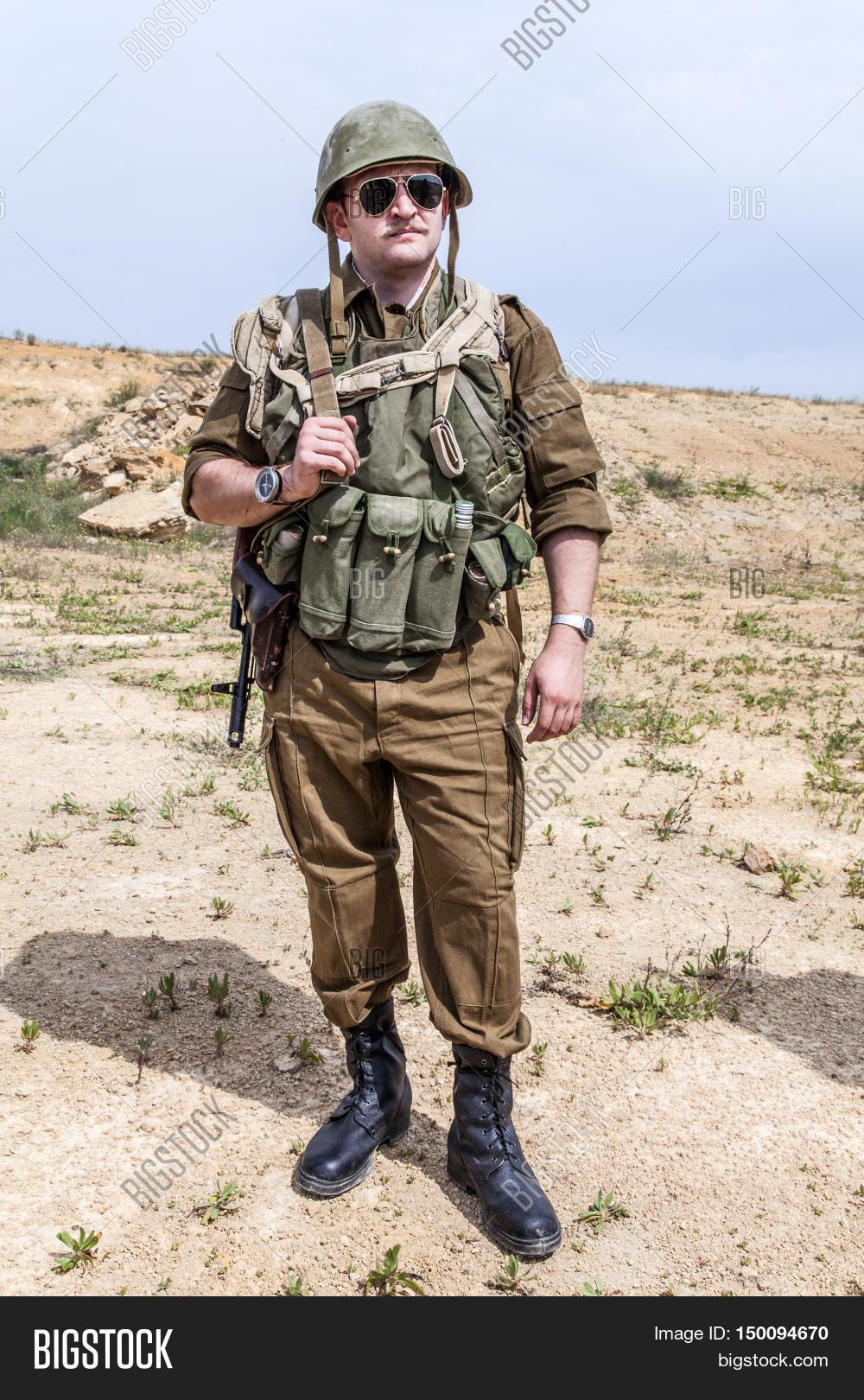 Soviet Paratrooper Image & Photo (Free Trial) | Bigstock