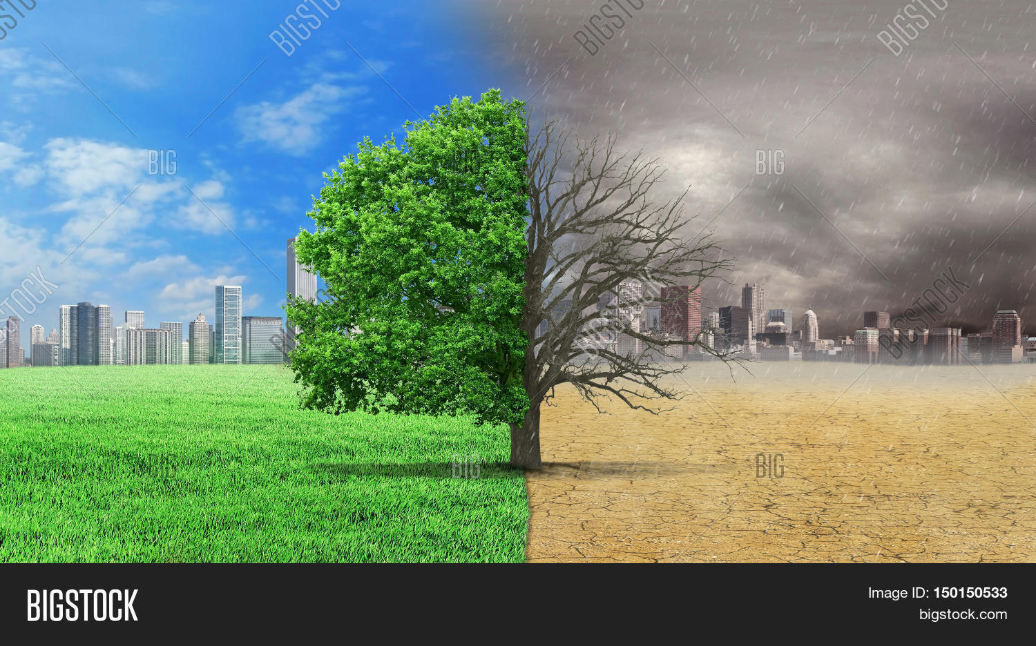 Concept climate has image photo free trial bigstock - A live nature wallpaper ...
