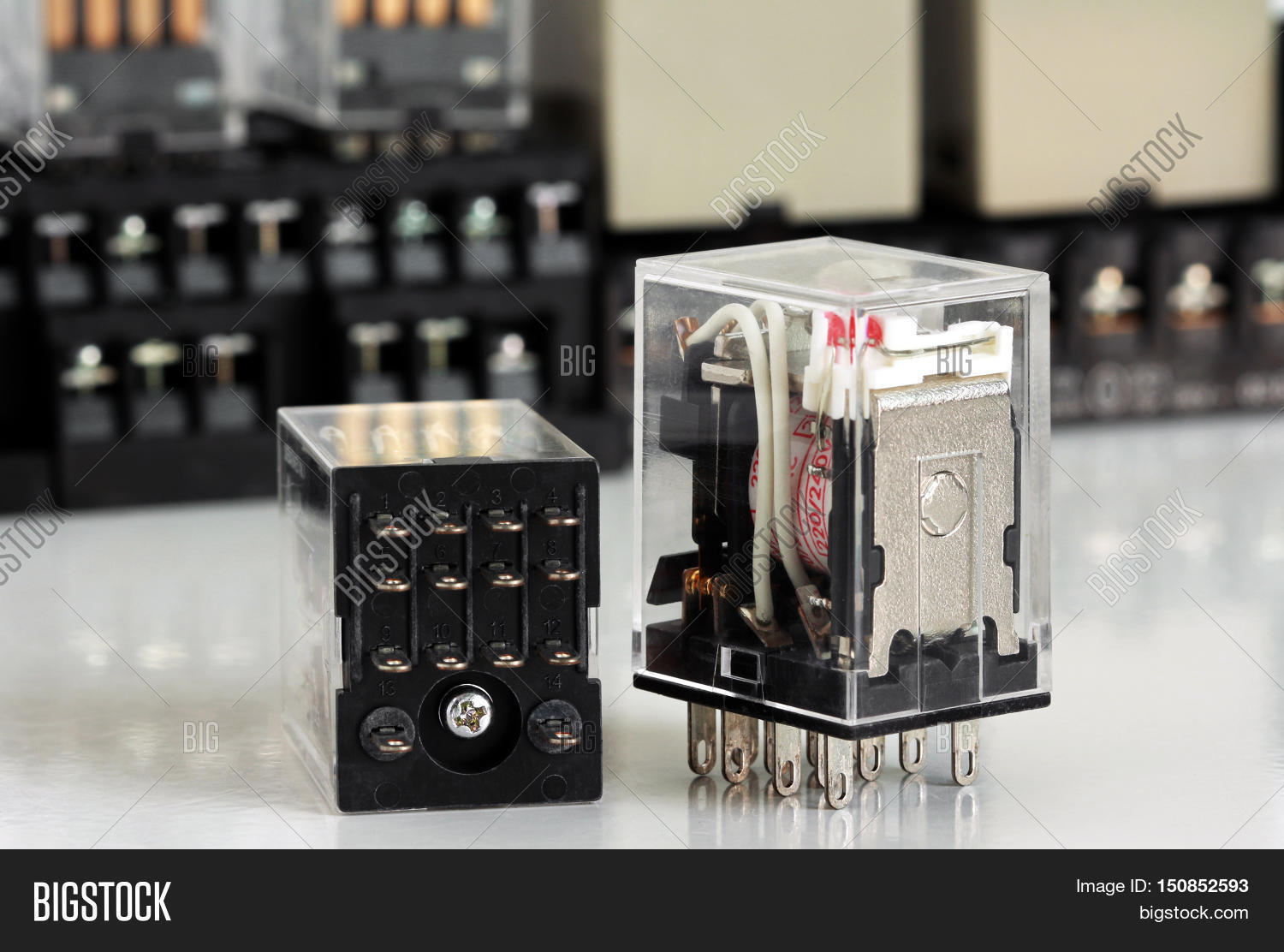 Electrical Auxiliary Image & Photo (Free Trial) | Bigstock on