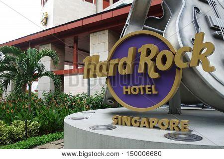 Hard Rock Hotel Sentosa