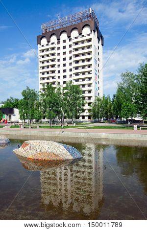 Boulevard Enthusiasts Spring In Naberezhnye Chelny