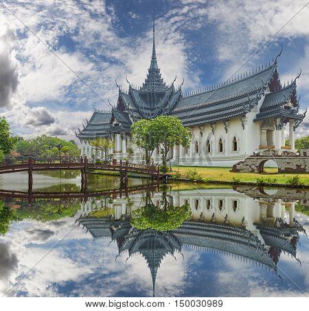Sanphet Prasat Palace, Ancient Cityf Bangkok