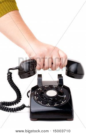Hanging Up The Phone