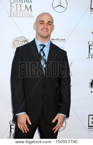 LOS ANGELES - SEP 30:  Nick Ledonne at the Catalina Film Festival - Friday at the Casino on September 30, 2016 in Avalon, Catalina Island, CA
