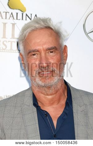 LOS ANGELES - SEP 30:  Roland Emmerich at the Catalina Film Festival - Friday at the Casino on September 30, 2016 in Avalon, Catalina Island, CA