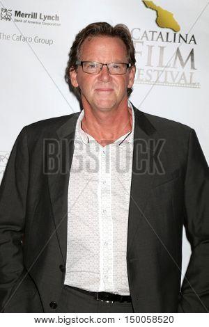 LOS ANGELES - SEP 30:  Charlie Jones at the catalina Film Festival - Friday at the Casino on September 30, 2016 in Avalon, catalina Island, CA