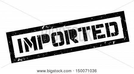Imported Rubber Stamp