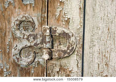 Old Metal Details.