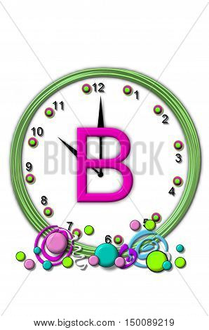 Alphabet Timeless B
