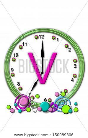 Alphabet Timeless V