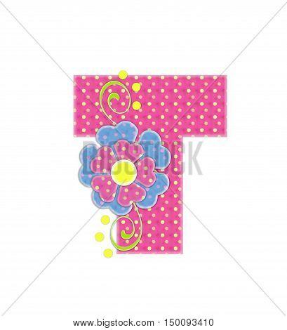 Alphabet Bonita T